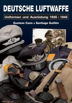Cano, G./Guillén S.: Deutsche Luftwaffe