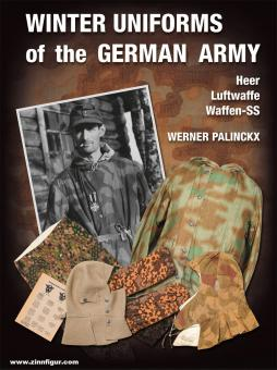 Palinckx, Werner: Winter Uniforms of the German Army