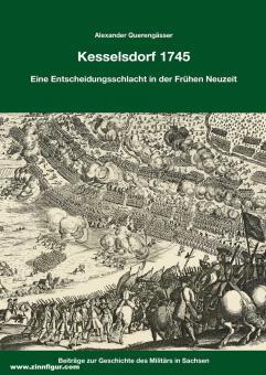Querengässer, Alexander: Die Schlacht bei Kesselsdorf 1745