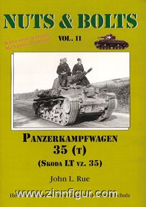 Rue, J.: Panzerkampfwagen 35 (T) (Skoda LT vz. 35)