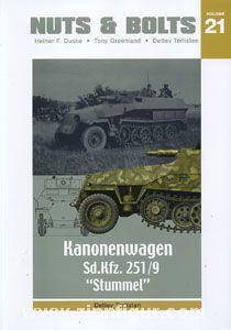 """Terlisten, D.: Sd.Kfz. 251/9 Kanonenwagen """"Stummel"""""""