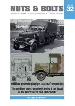 Erdmann, H.: Mittlere geländegängige Lastkraftwagen (o) der Reichswehr und Wehrmacht