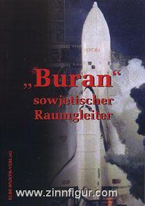 """Mehrfach einsetzbarer kosmischer Komplex. """"Buran"""" - sowjetischer Raumgleiter"""