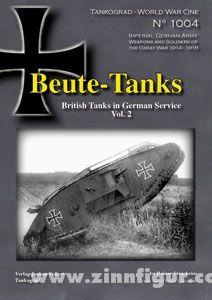 Beute-Tanks: British Tanks in German Service Heft 2