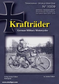 Vollert, Jochen: Krafträder. German Military Motorcycles