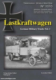 Vollert, Jochen: Lastkraftwagen. Band 1