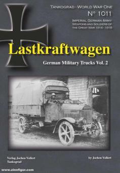 Vollert, Jochen: Lastkraftwagen. Band 2