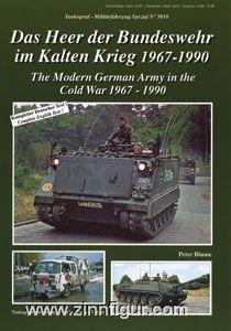 Blume, P.: Das Heer der Bundeswehr im Kalten Krieg 1967-1990