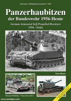 Blume, Peter: Panzerhaubitzen der Bundeswehr 1956-Heute