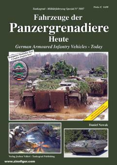 Nowak, Daniel: Fahrzeuge der Panzergrenadiere heute
