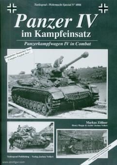 Zöllner, Markus/Hoppe, Henry/Vollert, Jochen: Panzer IV im Kampfeinsatz