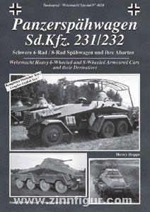 Hoppe, H.: Panzerspähwagen Sd.Kfz. 231/232
