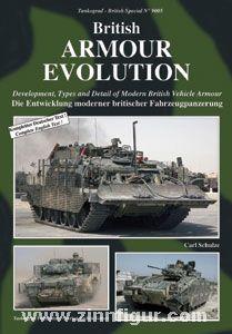 Schulze, C.: British Armour Evolution. Die Entwicklung moderner britischer Fahrzeugpanzerung