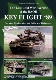 Key Flight `89 - Das letzte Großmanöver der Britischen Rheinarmee