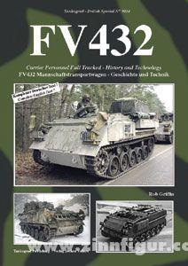 Griffin, R.: FV432 Mannschaftstransportwagen - Geschichte und Technik