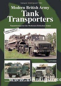 Modern British Army Tank Transporters - Panzertransporter der Modernen Britischen Armee