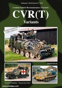 Nowak, Daniel: Combat Vehicle Reconnaissance (Tracked) CVR(T). Variants