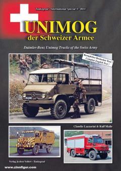 Lazzarini, Claudio/Maile, Ralf: Unimog der Schweizer Armee