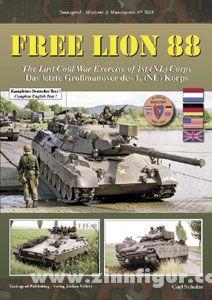 Schulze, C.: Free Lion 88. Das letzte Großmanöver des 1. (NL) Korps