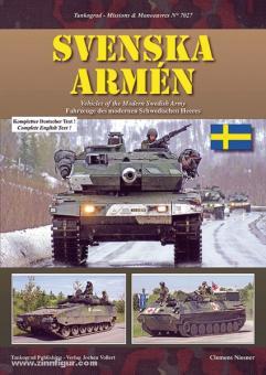 Niesner, C.: Svenska Armen. Fahrzeuge des modernen schwedischen Heeres