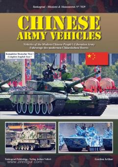 Arthur, G.: Chinese Army Vehicles. Vehicles of the Modern Chinese People's Liberation Army