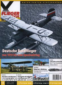 Fliegerrevue Extra. Daten - Fakten - Hintergründe. Heft 12