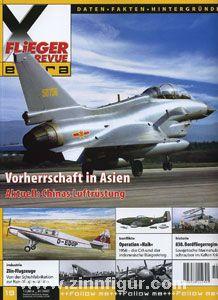 Fliegerrevue Extra. Daten - Fakten - Hintergründe. Heft 19