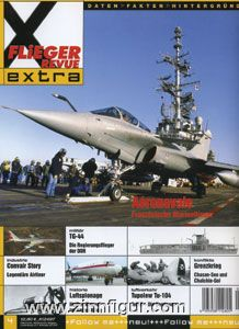 Fliegerrevue Extra. Daten - Fakten - Hintergründe. Heft 4