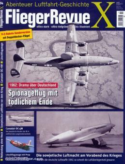 Fliegerrevue X. Abenteuer Luftfahrt-Geschichte. Heft 54