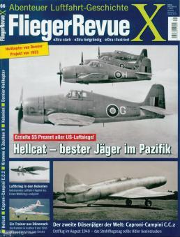 Fliegerrevue X. Abenteuer Luftfahrt-Geschichte. Heft 66