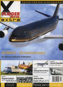 Fliegerrevue Extra. Daten - Fakten - Hintergründe. Heft 7