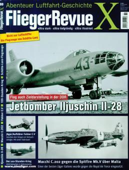 Fliegerrevue X. Abenteuer Luftfahrt-Geschichte. Heft 80