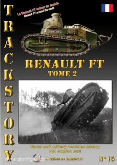 Renault FT. Band 2