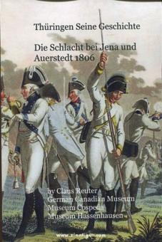 Die Schlacht von Jena-Auerstedt 1806