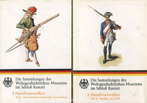 Wirtgen, R.: Handfeuerwaffen. 2 Bände