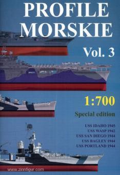 Bezenfelt, R./Brzezinski, S./Turalski, P.: Profile Morskie. 1:700. Special Edition. Band 3