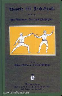 Lüpscher, A./Gömmel, F.: Theorie der Fechtkunst