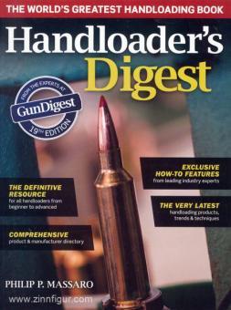 Massaro, P. P.: Handloader's Digest
