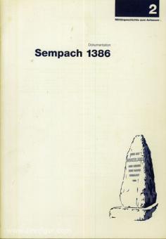 Morel, Y.-A.: Die Schlacht bei Sempach 1386
