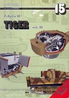 Melleman, Tadeusz: PzKpfW. VI Tiger. Band 3