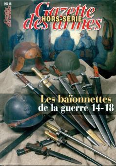 Les baionnettes de la guerre 14-18