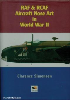 Simonsen, Clarence: RAF & RCAF Aircraft Nose Art in World War II