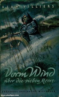 Villiers, Alan: Vorm Wind über die sieben Meere
