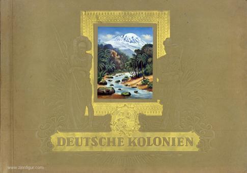 Deutsche Kolonien.