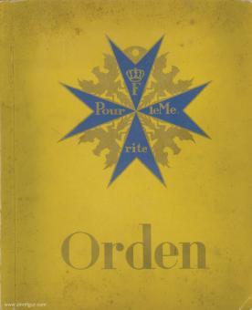 Orden. Eine Sammlung der bekanntesten deutschen Orden und Auszeichnungen