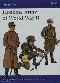 Warner, P./Youens, M. (Illustr.): Japanese Army of  World War II