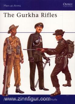 Nicholson, J. B. R./Roffe, M.: The Gurkha Rifles