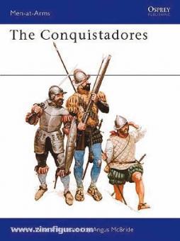 Wise, T./McBride, A. (Illustr.): The Conquistadores