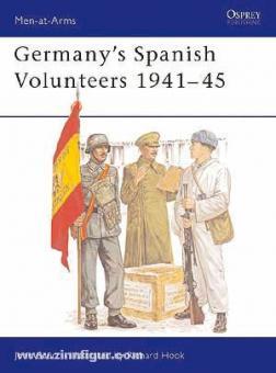 Scurr, J./Hook, R. (Illustr.): Germany's Spanish Volunteers 1941-45