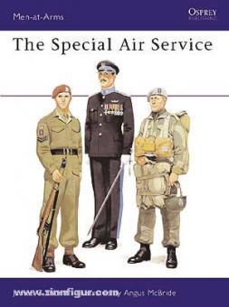 Shortt, J. G./McBride, A. (Illustr.): The Special Air Service